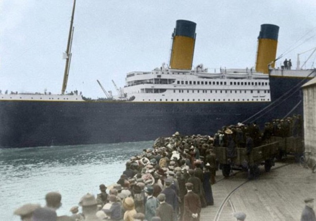 25 historical photos that reveal the past from a new perspective