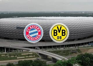 Бавария - Боруссия Дортмунд смотреть онлайн бесплатно 9 ноября 2019 Бавария - Боруссия Дортмунд прямая трансляция в 20:30 МСК.