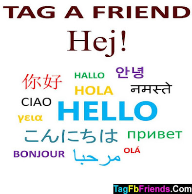 Hi in Swedish language