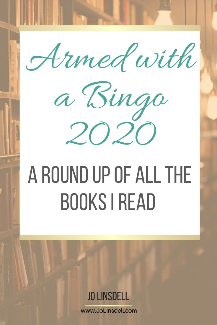 Armed With A Bingo Challenge 2020
