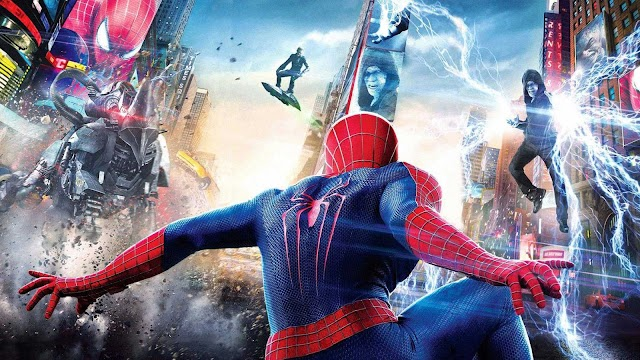 {7 GB} The Amazing Spider Man 2 Game Download For PC