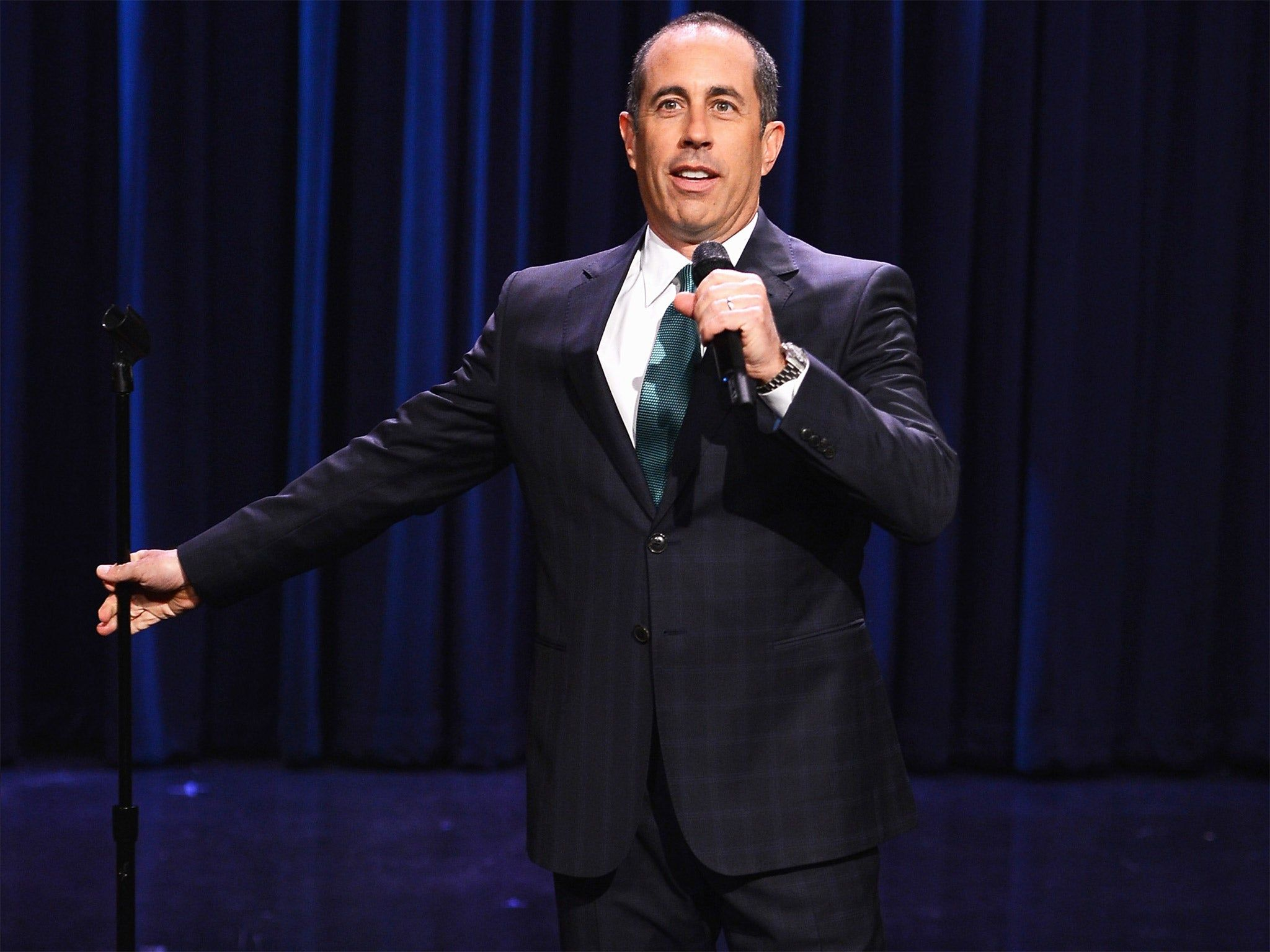 Jerry Seinfield Stand-up Comedian