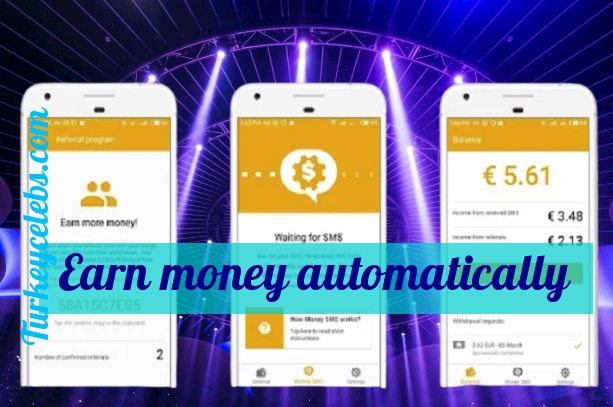 How you can (do) earn money automatically by doing nothing