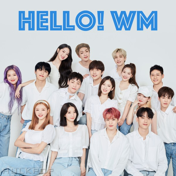 B1A4, OH MY GIRL, ONF – HELLO! WM – Single