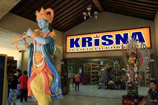 Sights Gift Krisna shop Bali