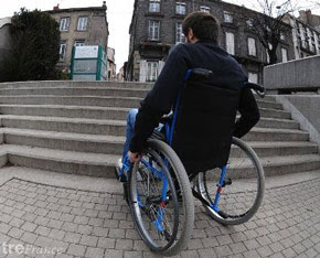 accessibilite monte escaliers