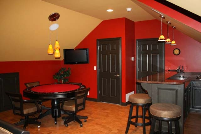 family room over garage decorating ideas - Decorating Free Room Over Garage AyanaHouse