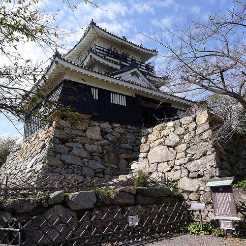 Hamamatsu Castle, Japan