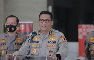 Anggota Polisi Jadi Bandar Narkoba, Mabes Polri: Jangan Coba-coba Apalagi Jadi Bandar Narkoba, Hukumannya Pasti Mati!