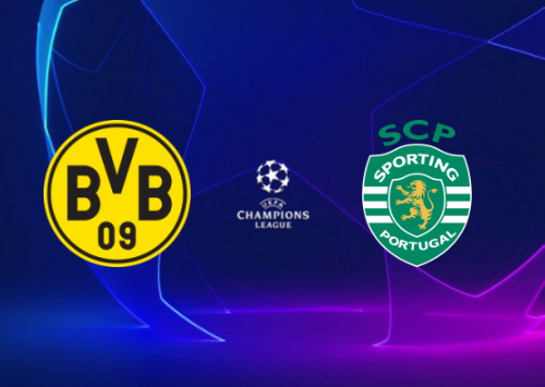 Borussia Dortmund vs Sporting Lisbon Highlights 28 September 2021