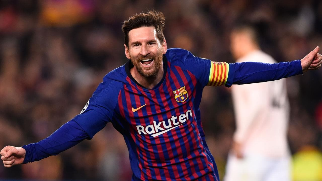Lionel Messi believes former Barcelona teammate Neymar