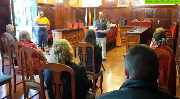 Los Llanos de Aridane contrata a 24 desempleados a través del Plan de Empleo del Fdcan