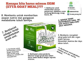 Perbandingan susu hpai dengan susu merk lain