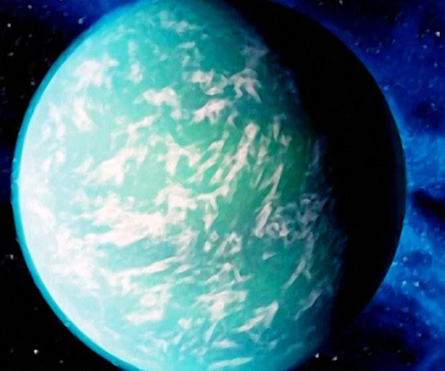 Найдена земля-подобная планета