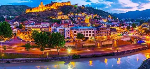 جورجيا سياحة معلومات عن دولة جورجيا