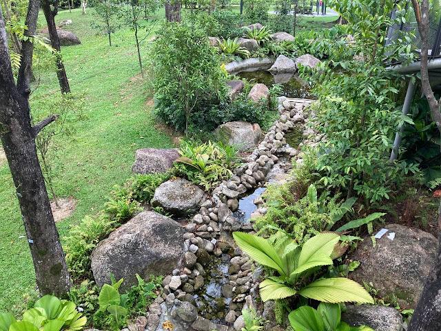 Keindahan Taman Tasik Titiwangsa