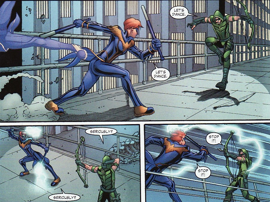 Supergirl Comic Box Commentary Review Smallville Season 11 6
