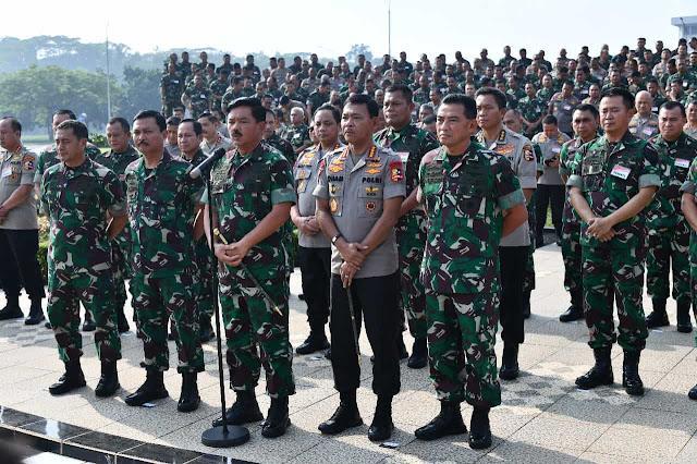 Informasi Bimbel Tes TNI & Polri Gorontalo Terpercaya