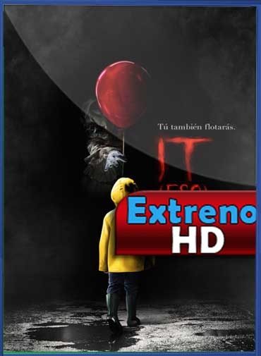 It (Eso) (2017) | DVDRip Latino HD GDrive 1 Link