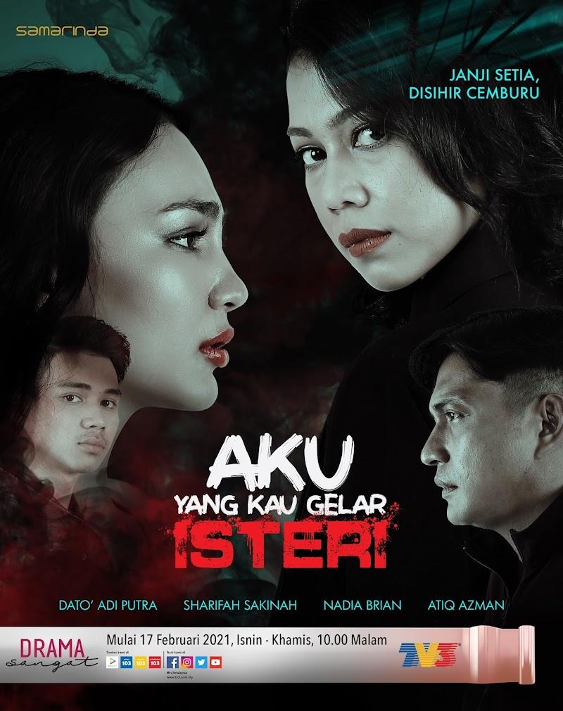 Drama Slot Samarinda - Aku Yang Kau Gelar Isteri Full Episode