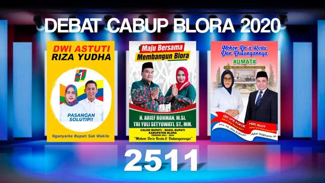 DEBAT-CABUP-BLORA-2020-INDES-POLITIK