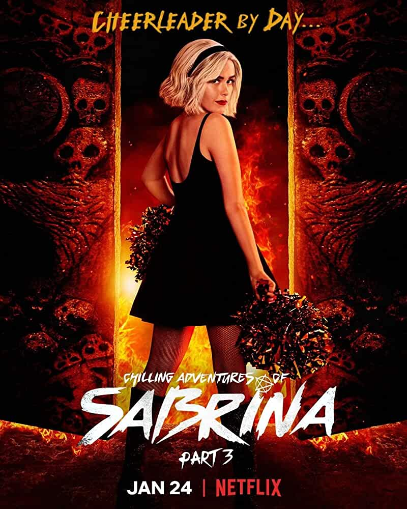 Chilling Adventures of Sabrina S02 Complete Eng Hindi 720p WEB-DL