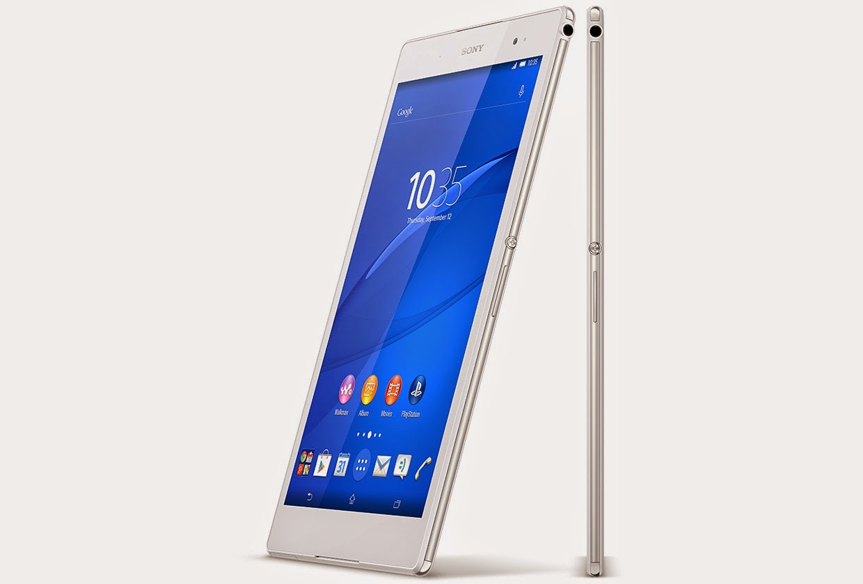 Sony Xperia Z3 Tablet Compact User Manual Guide
