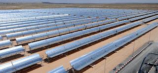 شركة SITF تعمل في مجمع الطاقة الشمسية توظيف 20 مستخدم في العزل الحراري بورزازات Centrale-solaire-noor