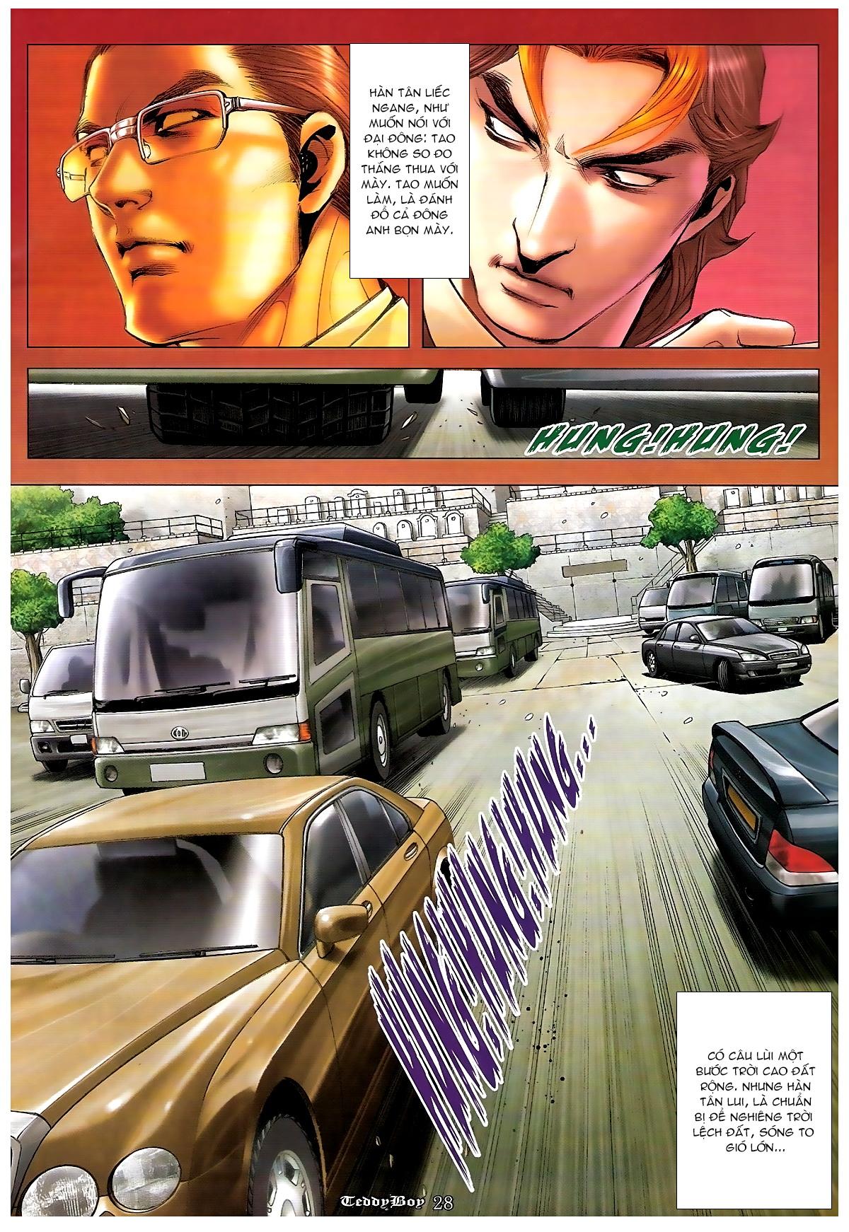 Người Trong Giang Hồ - Chapter 1241: Tân Long Đầu - Pic 23