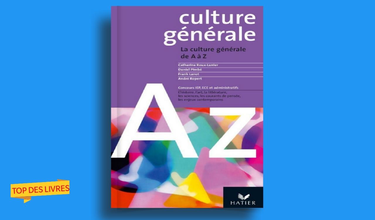 Télécharger : Culture générale de A à Z en pdf