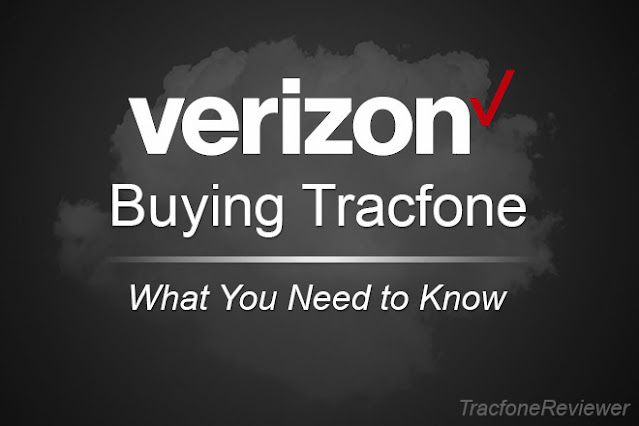 Verizon Buying Tracfone