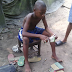 Photos: Boy construct keke Napep with slippers