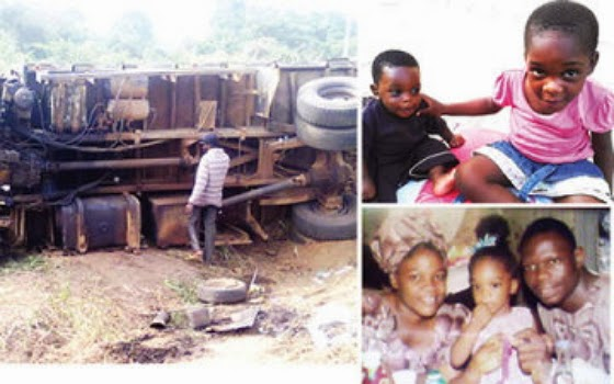 road accident family iwo osun
