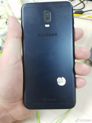 Samsung Galaxy J7 2017 Dual Rear Camera