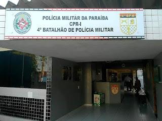Policiais do 4º BPM cumprem mandado e prendem acusado de roubo em Guarabira