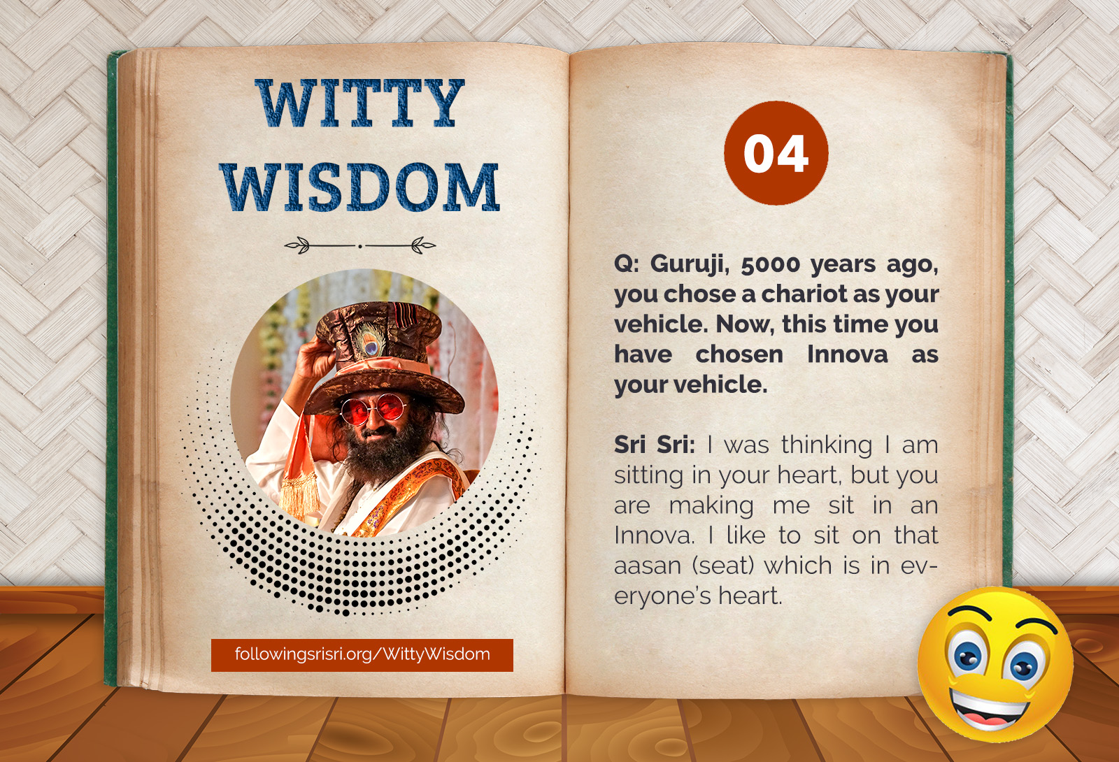 Vehicle | Witty Wisdom