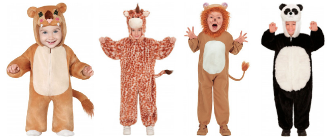Thema feest kinderen Jungle