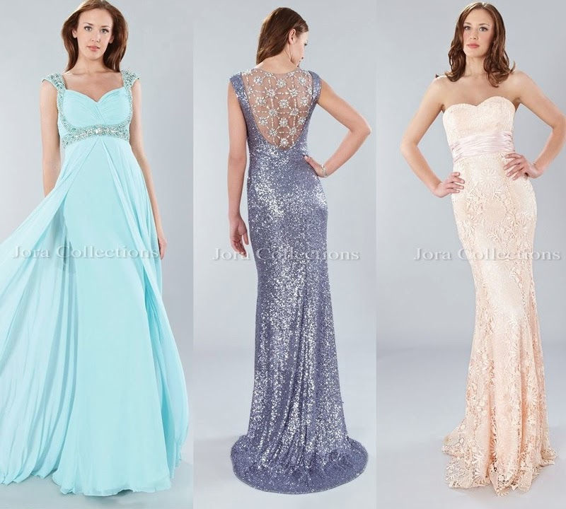 Jora Cocktail Stunning Dresses& Stylish Evening Party Wear Collection - fashionwearstyle