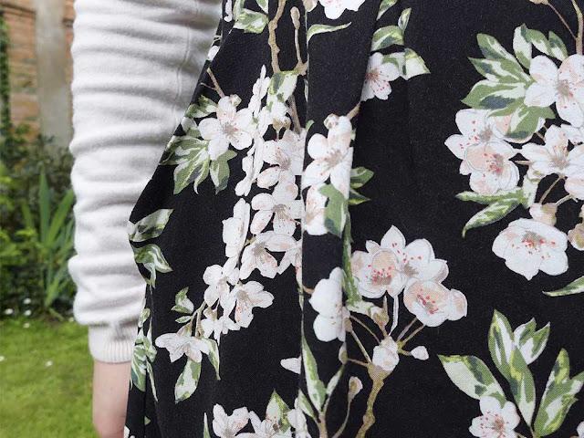 robe à fleurs dorothy perkins