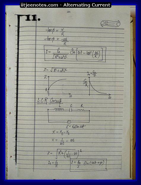 alternating current notes1
