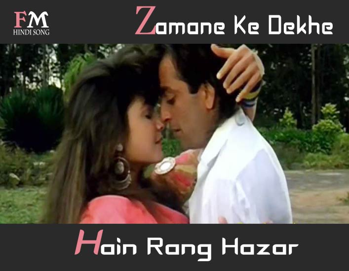 Zamane-Ke-Dekhe-Hain-Rang-Hazar-Sadak-(1991)
