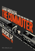 The Commuter Movie Poster 15
