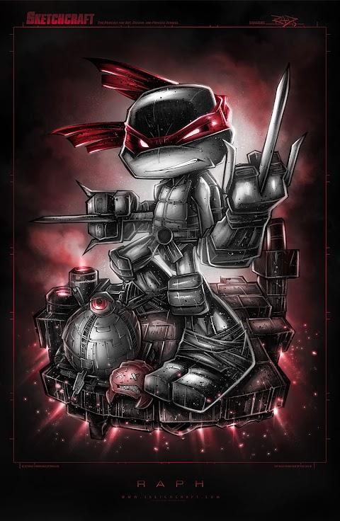 Ninja rùa siêu chiến binh