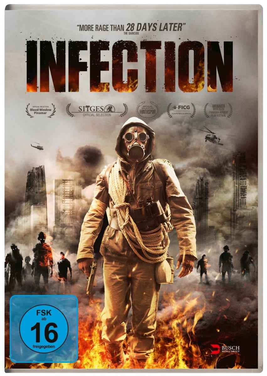 Infection (2019) Hindi Dual Audio 720p | 480p BluRay x264 Esub