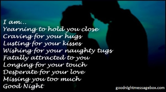 Good Night Poems For Her/ Poems For Girlfriend