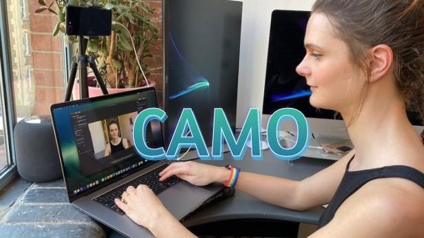Camo - Μετέτρεψε το κινητό σου σε επαγγελματικού επιπέδου webcam για υπολογιστή