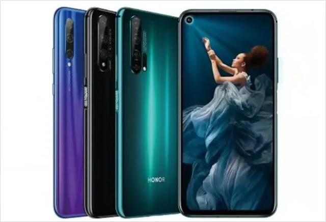 Honor 20 Pro, Honor 20, Honor 20i Launched in India: Price, Availability and Features