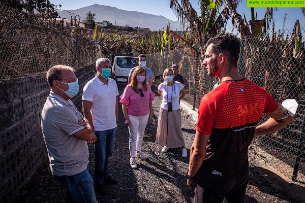 CC reclama que las ayudas por el incendio de La Palma sean tramitadas por los ayuntamientos