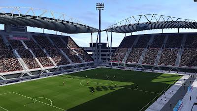 PES 2020 Stadium Galgenwaard ( Reworked )