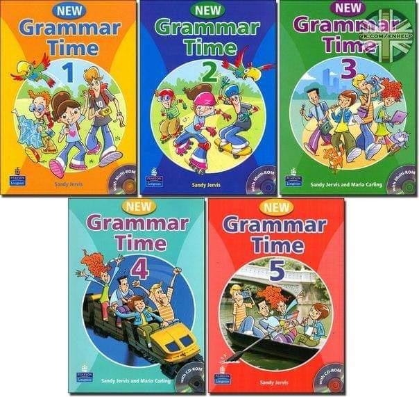 New Grammar Time ( SB - Audio - itool )